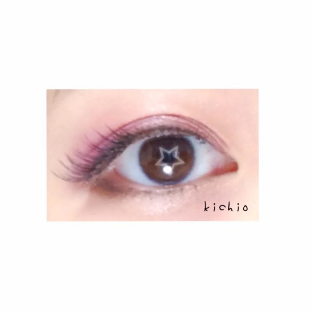 和風   桜ピンクメイクのAfter画像