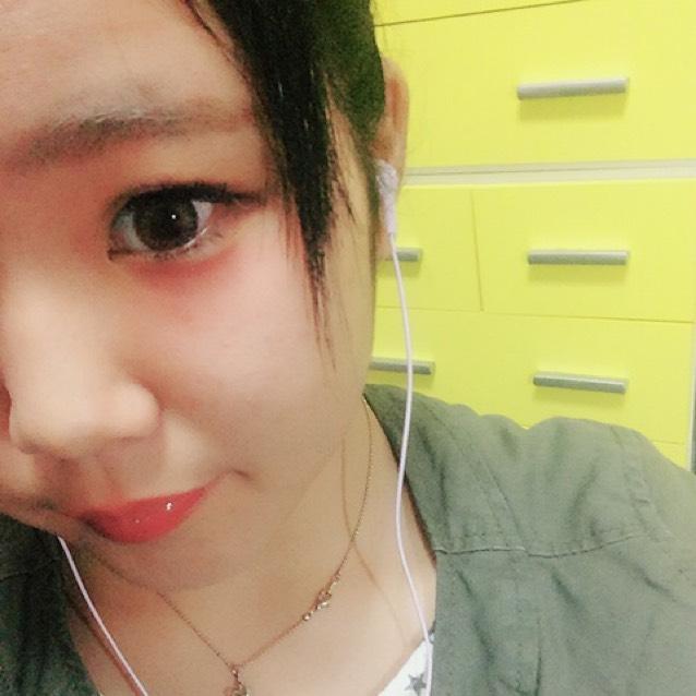 ペコちゃん風メイクのAfter画像