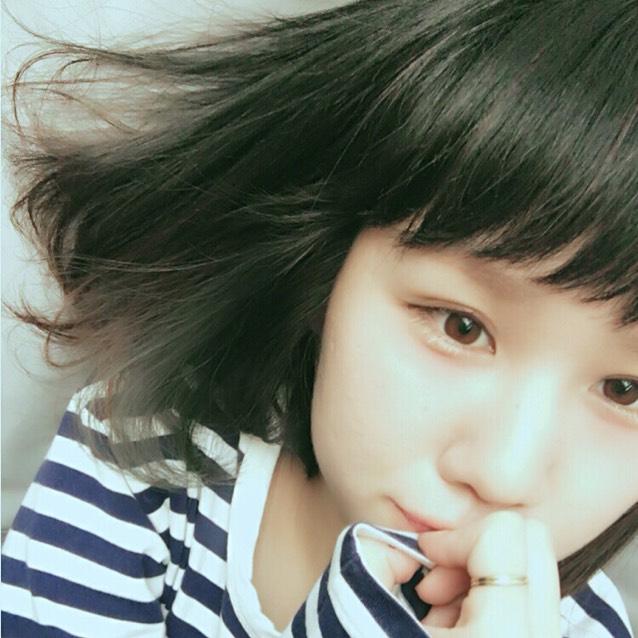 クーピーマスカラ新色♡レモンイエローのAfter画像