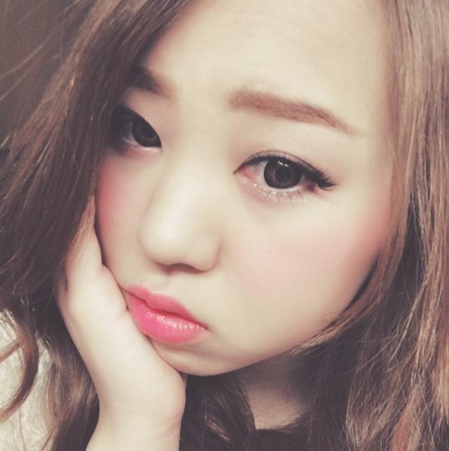 みちょぱのタレハネを使ったギャルメイク♡のAfter画像