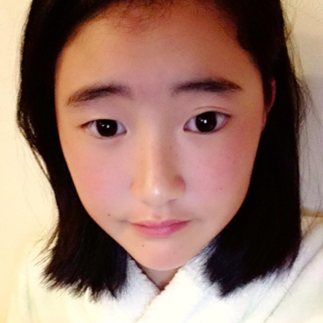 春のたれ目メイク♡のBefore画像