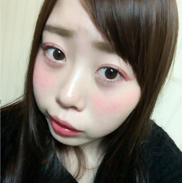 春色メイク♡のAfter画像