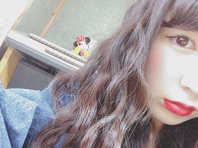 ◯古川優香ちゃん風メイク