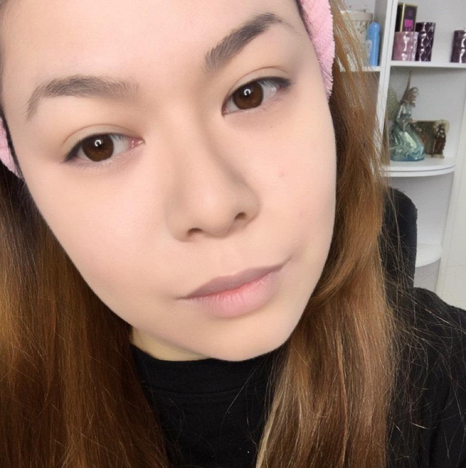 ちふれファンデでニキビクマ赤み隠し?!のAfter画像