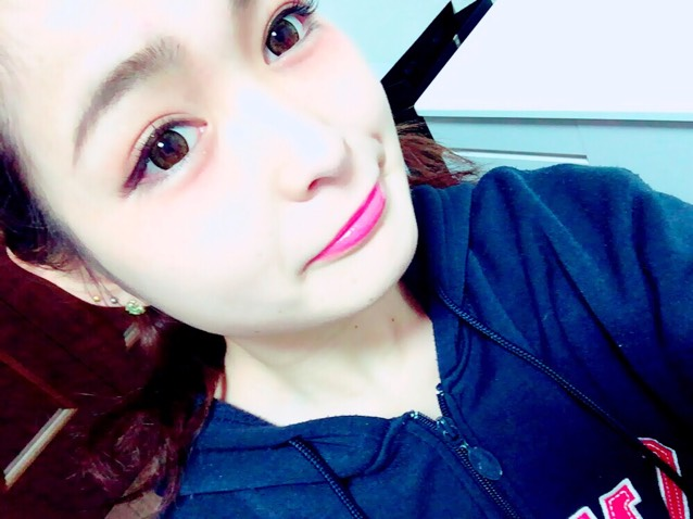 pink lip / pink cheek