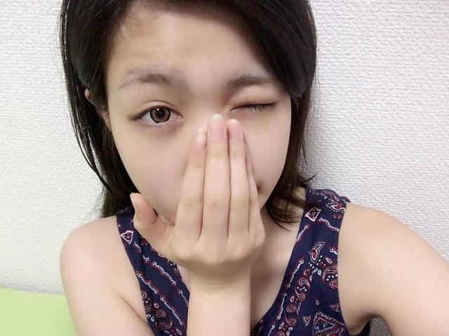 make up のBefore画像