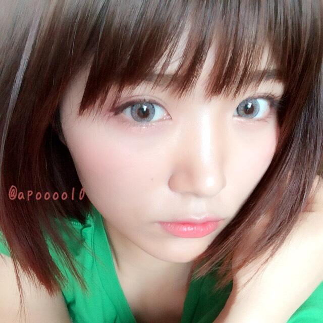 桃メイクのトップ画像
