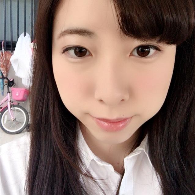 くすみ系メイクのAfter画像
