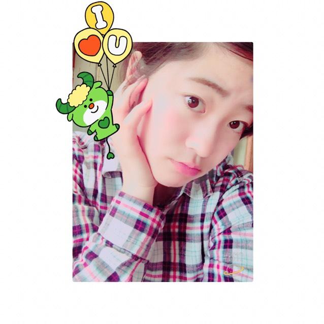 LARME風ピンクメイク!♡♡のBefore画像