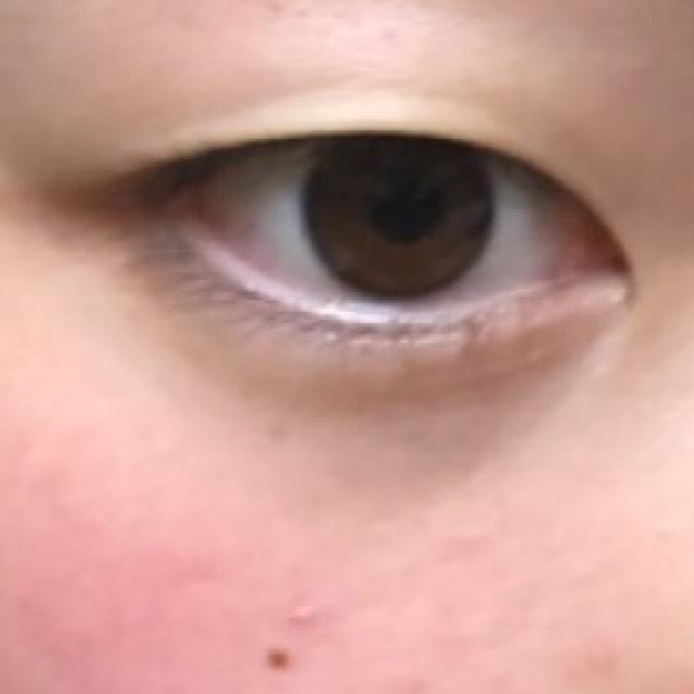~普段eyemake~のBefore画像