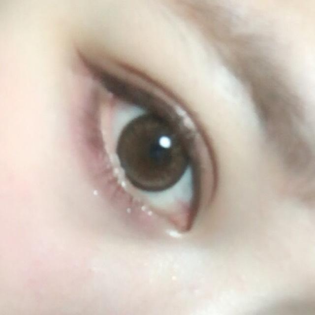 透出自然血色感的簡單彩妝♡のAfter画像