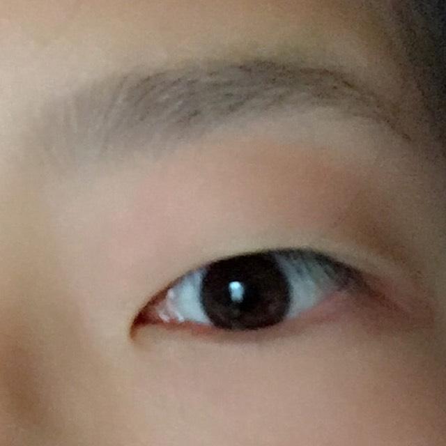 オルチャン(?)メイク❥❥韓国風のBefore画像