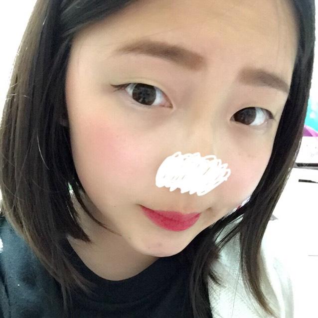 オルチャン(?)メイク❥❥韓国風