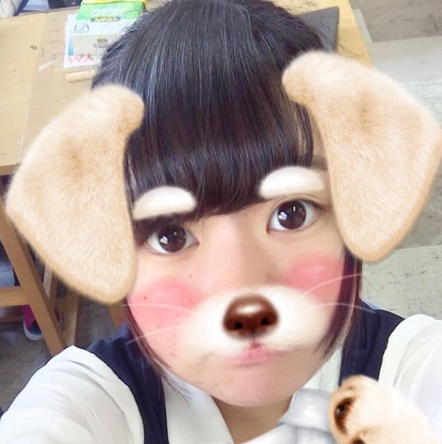 子犬メイクのBefore画像