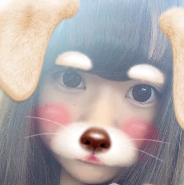 子犬メイクのAfter画像