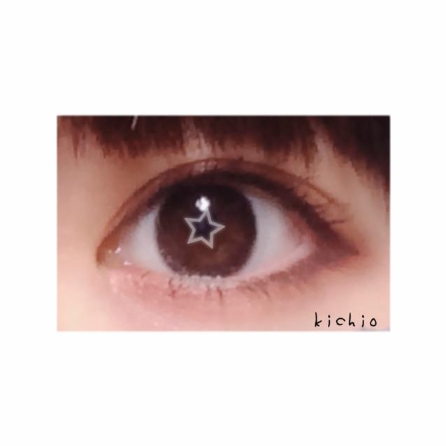 濃豔2.5次元彩妝のAfter画像
