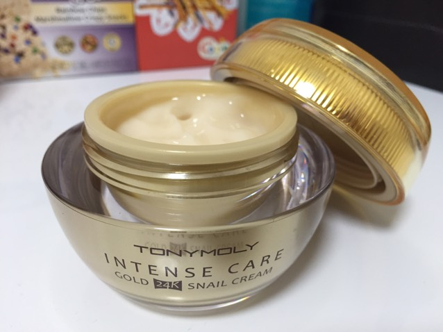 skin care item ✍ TONYMOLYのクリーム すっごい保湿されます✧‧˚