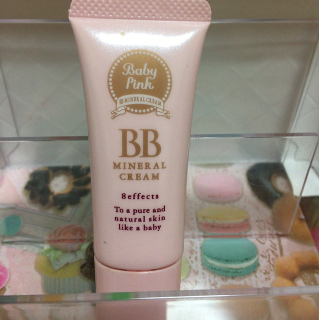ベビーピンク BBクリーム01 1200円位