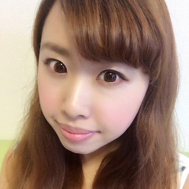 ラブグラフ♡春の初デートメイクのBefore画像