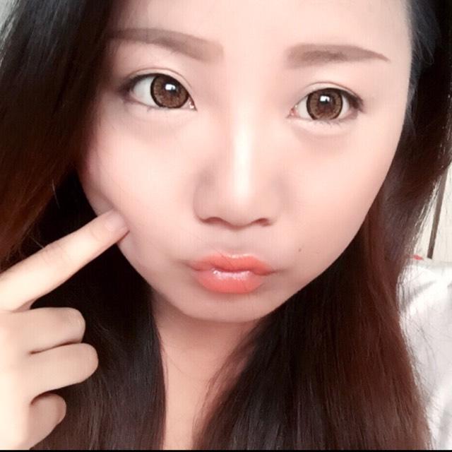 オレンジリップ/kiss me × ちふれ