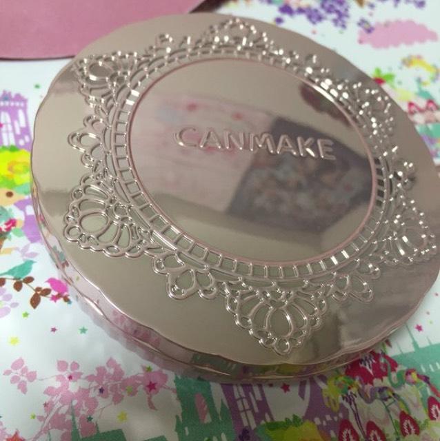 CANMAKEの 紫パウダーは 今日本にあるもので 1番お手頃価格♡  10gで1015円(税込)