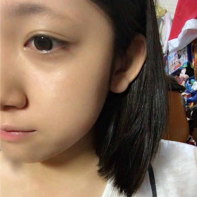 ハトムギ化粧水→BBクリーム→リキッドファンデーション→こなをする。