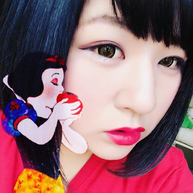 白雪姫メイク