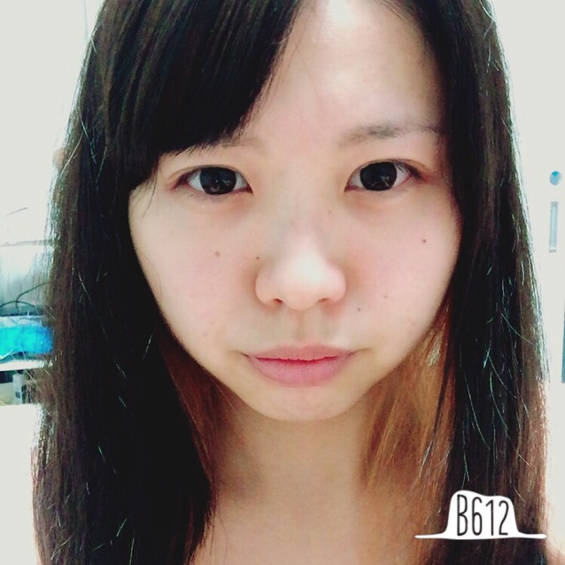 時短メイク〜10分〜のBefore画像