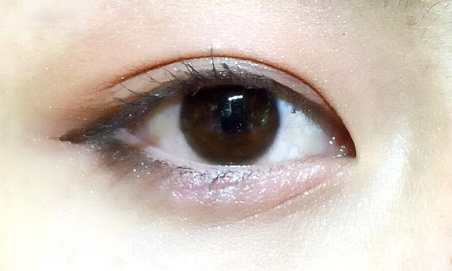 裸眼うさぎメイクのAfter画像