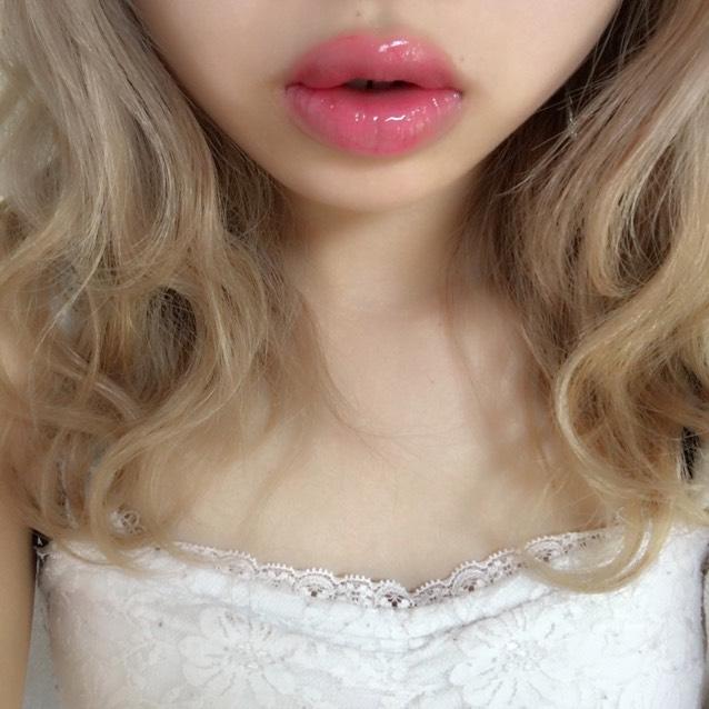 Lip makeのAfter画像