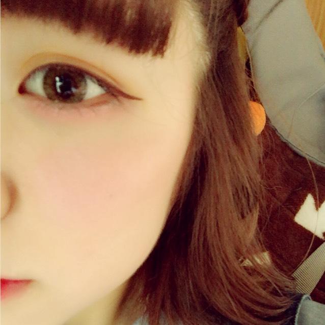 韓国アイドル風アイメイク(仮)のAfter画像