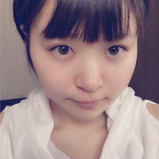 自分流 色っぽメイク(* ˘ ³˘)♡*のBefore画像