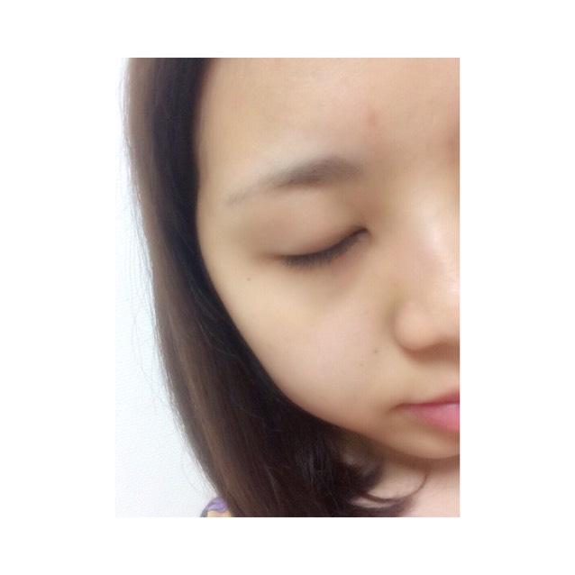 オルチャン風メイク♡(チーク&リップ)のBefore画像