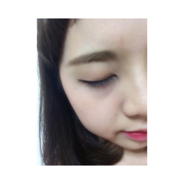 オルチャン風メイク♡(チーク&リップ)のAfter画像
