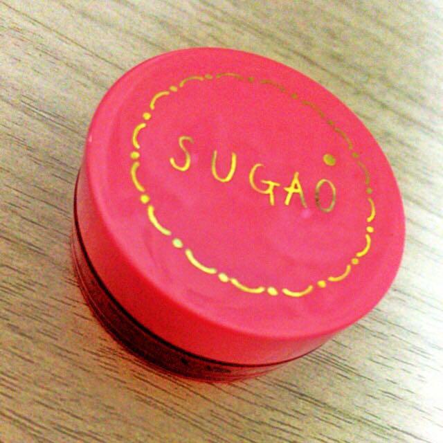 このSUGAOのチークはリップにも使えるのでオススメ✌︎