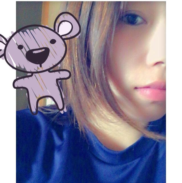 桃メイクのAfter画像