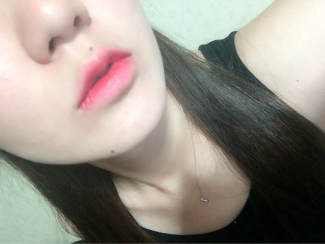 Two Tone Lip BarのAfter画像