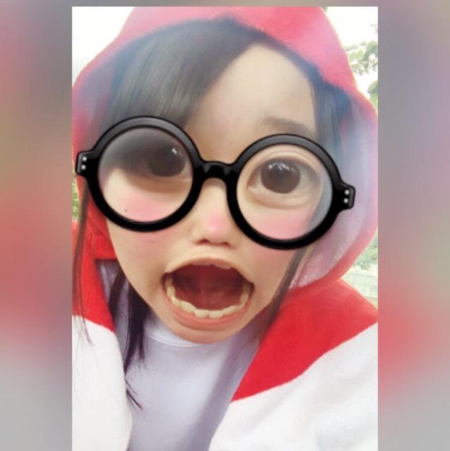 ナチュラルデカ目メイク♡のBefore画像