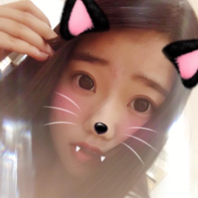 ナチュラルデカ目メイク♡のAfter画像