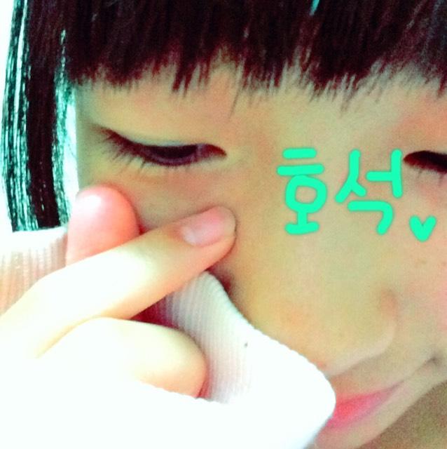 ♡オルチャンメイク♡のBefore画像