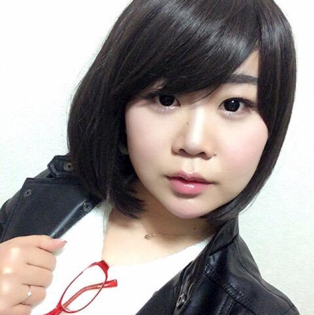 黒髪向け♡甘顔