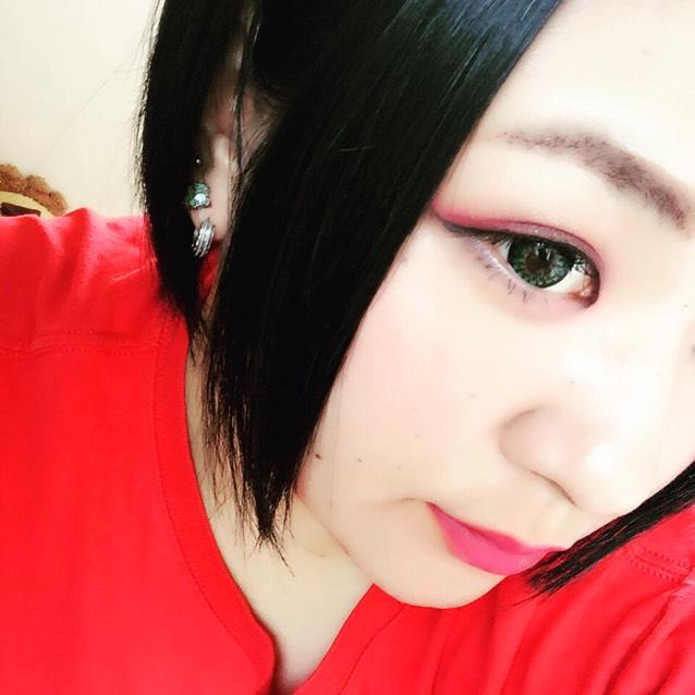 七夕メイク