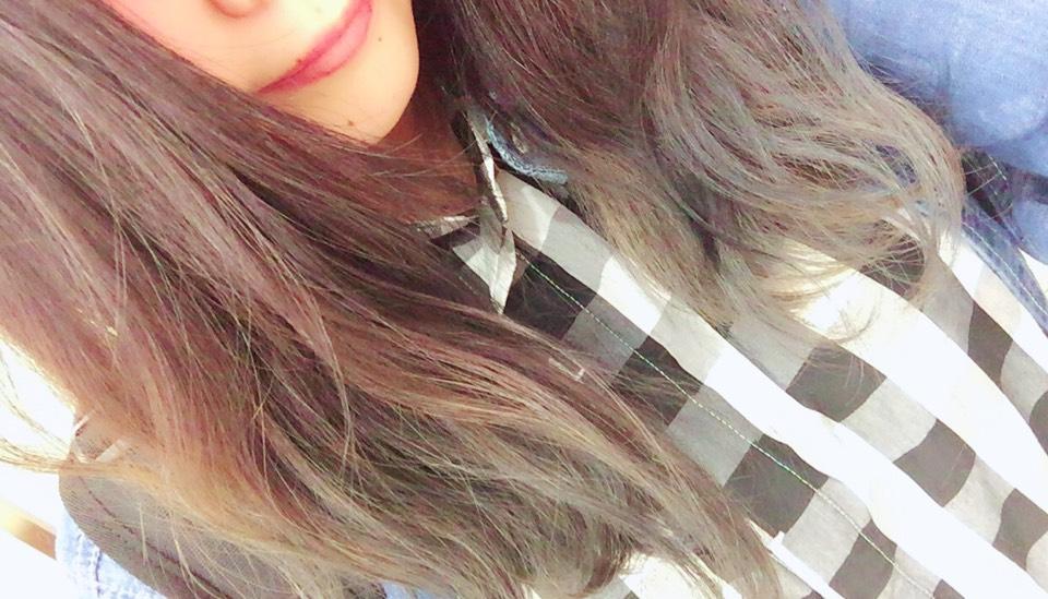 髪の毛事情(´-`).。oO