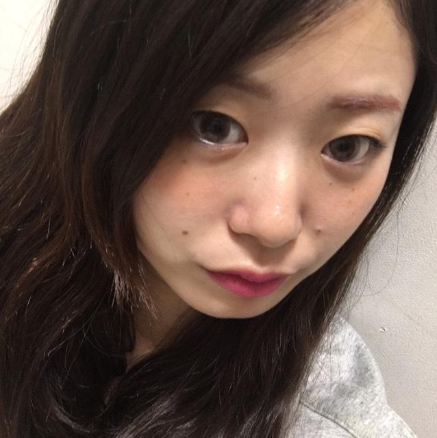 【EVERYDAY MAKE】オレンジ×ピンク