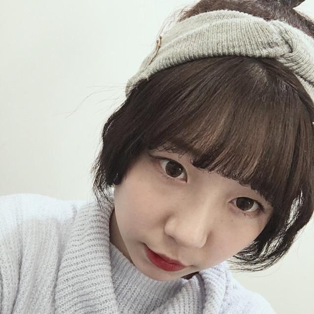 韓国のアパレル風オルチャンmake!