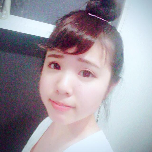 前髪を短く見せる(OvO)