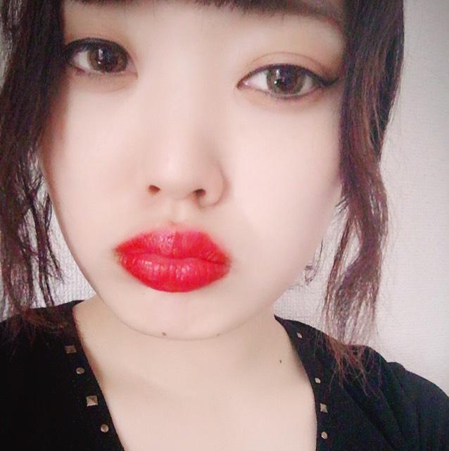 唇厚い系女子