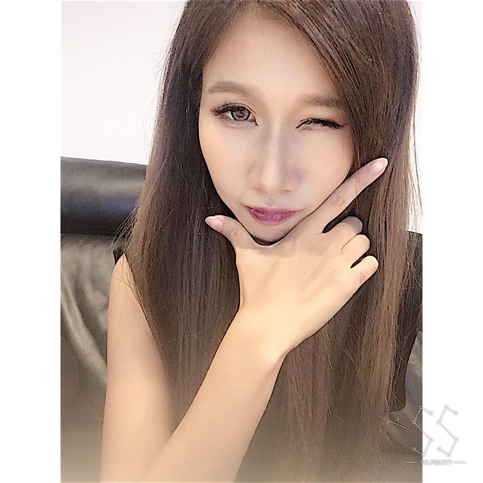 中国、韓国の女の子みたいに