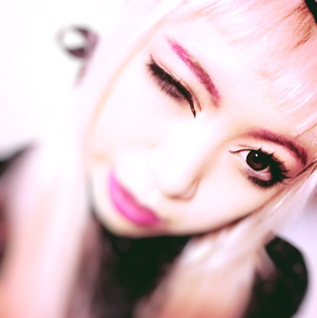 #パラダイスキス#櫻井実和子風メイク