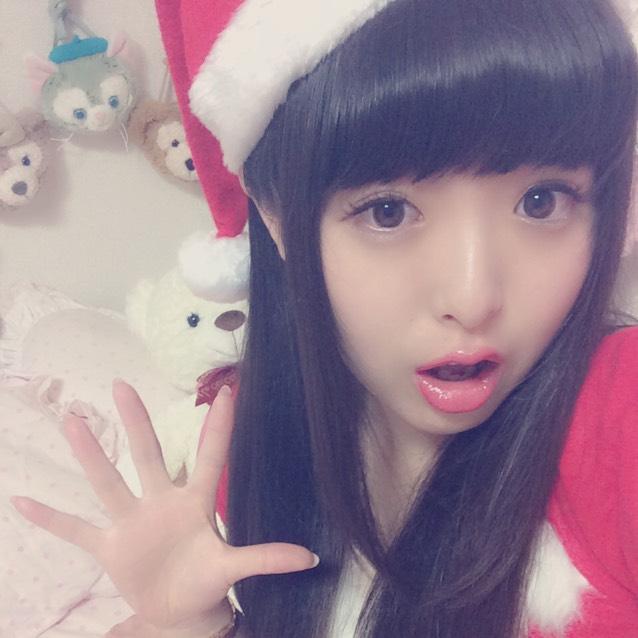 過去メイク(^。^)クリスマス